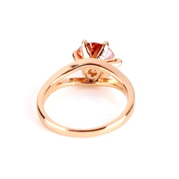 anel pedrinha champagne 3